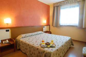Camera Comfort Hotel a Siena